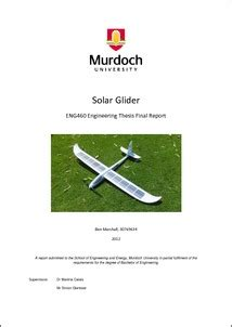 Solar cell pdf thesis